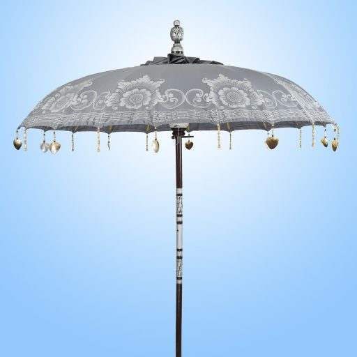 Bali-parasol.com offers the largest luxury collection of renewing & decorative handmade Balinese parasols or umbrellas.